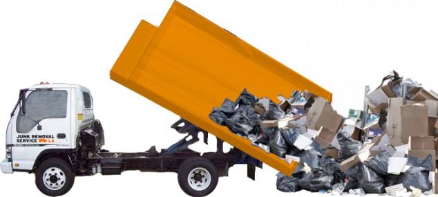 Junk Removal Process